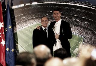 Florentino Pérez nega contato com CR7 e garante conversa após Copa das Confederações