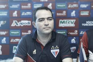 Marcelo Paz revela prioridade em outro 'camisa 9' e fala sobre negócio entre Fortaleza e Caixa