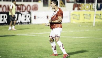 Fortaleza acerta com atacante Hiago, vice-artilheiro da Copa do Nordeste