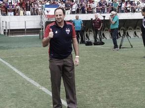 Rogério Ceni comenta início dos treinos e garante rotação da equipe nas primeiras rodadas