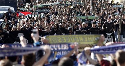 4 años, 1 mes y 18 días después Alicante volverá a vibrar con el derbi