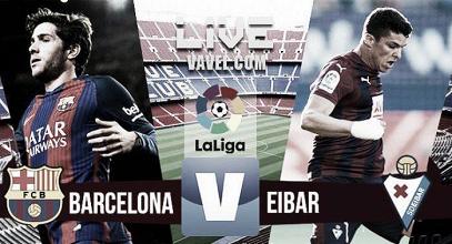 Barcelona x Eibar ao vivo online pelo Campeonato Espanhol 2017/18
