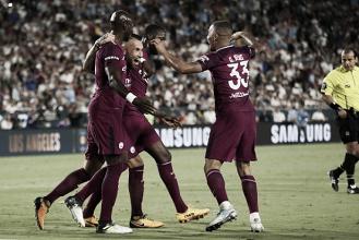 City faz grande segundo tempo e goleia Real Madrid pela Champions Cup