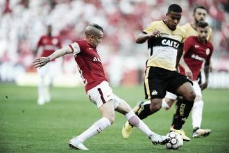 Gol de Klaus nos acréscimos salva Inter e define empate em casa com Criciúma