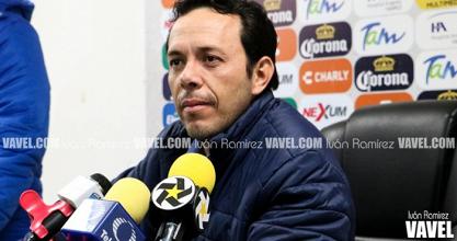 """Eduardo Fentanes: """"No era el resultado que queríamos"""""""