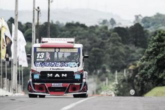 VW/Man lidera entre os construtores na Copa Truck