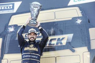 Quem é Witold Ramasauskas? Vencedor da etapa de Tarumã da Fórmula Truck