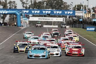 Rodrigo Baptista e Eloi Khouri dominam em Buenos Aires pela Porsche Império GT3 Cup