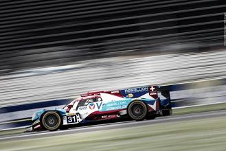 Bruno Senna lidera na classe LMP2 em Austin pelo WEC