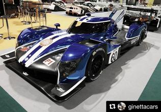 Ginetta apresenta protótipo para o Mundial de Endurance