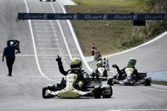 Pedro Aizza é campeão da Copa Brasil de Kart na Paraíba