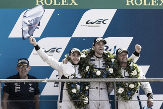 Em última corrida pela Ford, Pipo Derani conquista pódio em Le Mans