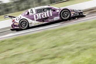 Largando na 6º posição Julio Campos, acredita em pódio no VeloPark pela Stock Car