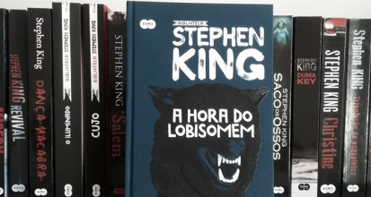 Resenha - A hora do Lobisomem de Stephen King