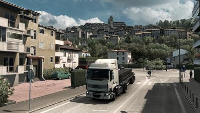 """SCS Software lança DLC """"Itália"""" para EuroTruck Simulator 2"""
