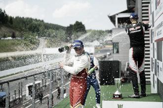Thiago Vivacqua conquista pódio em Spa-Francorchamps com pódio pela Euroformula
