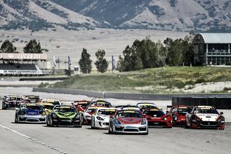 Rodrigo Baptista faz pole e vence a corrida 1 da Pirelli World Challenge em Utah