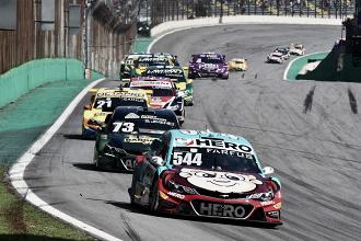 Stock Car anuncia novidades do HERO Push para temporada 2018