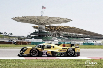TKS Racing compete no Asian Le Mans Series