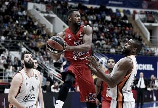 Valencia Basket sucumbe ante un CSKA que fue de menos a más