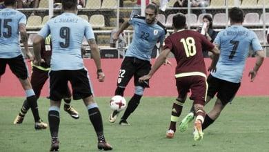 Qualificazioni Russia 2018 - L'Uruguay si inceppa, 0-0 in Venezuela