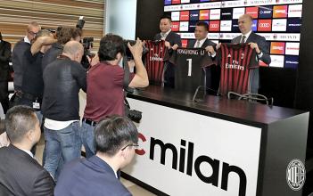 """AC Milan, del mítico 5-0 a un derbi """"chino"""" en plena decadencia"""