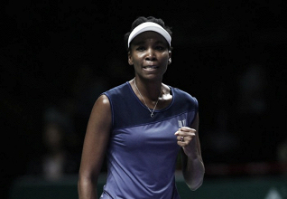 WTA Finals: Vintage Venus Williams returns to the final with three set win over Garcia