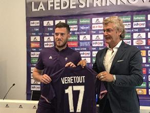 """Coppa Italia, senti Veretout: """"Questo è un appuntamento importante per la Fiorentina"""""""