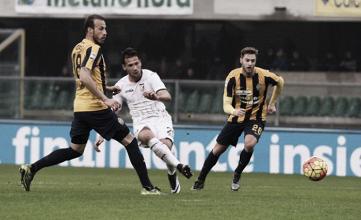 Palermo - Hellas Veronain Serie A 2016 (3-2)