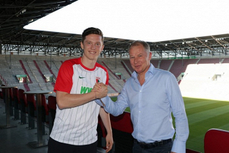 Augsburg strengthen their attack with two new signings
