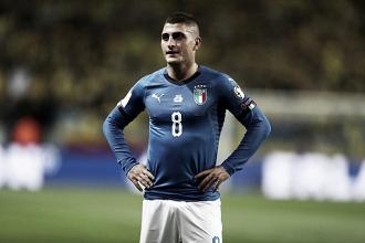 """Verratti critica Giampiero Ventura por não-classificação à Copa: """"Tinha uma visão tática demais"""""""