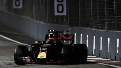 Los Red Bull, los máximos rivales de Vettel
