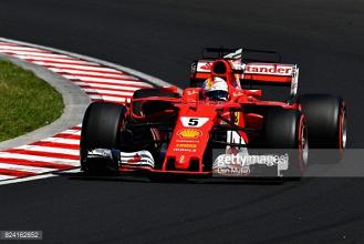 Hungarian GP: Vettel smashes the Hungaroring lap record in FP3