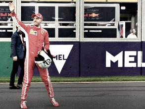 "Vettel: ""Espero que mañana estemos en modo fiesta"""