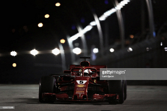 "Sebastian Vettel: ""No hemos tenido ninguna oportunidad"""