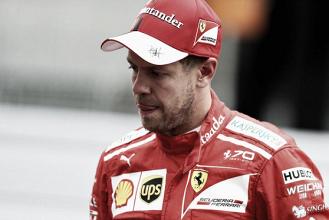 """Vettel, sobre las críticas a Marchionne: """"Lo más importante es que no nos afecte como conjunto"""""""