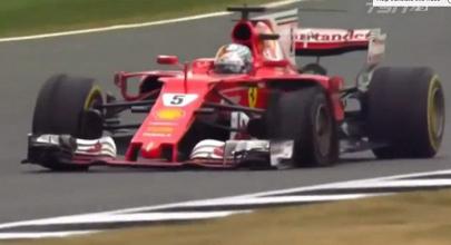 F1- Forature Ferrari: Pirelli al lavoro