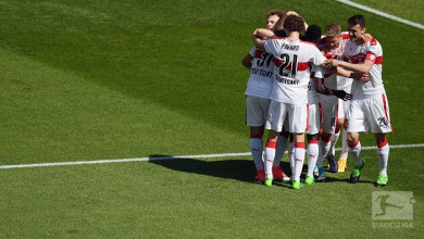 VfB Stuttgart 2-0 Karlsruher SC: Asano brace sends Swabians top