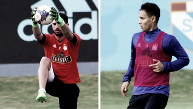 Sporting Cristal: Mauricio Viana y Renzo Garcés fueron absueltos
