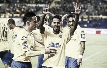 Las UD Palmas se impone sufriendo a un Villarreal combativo