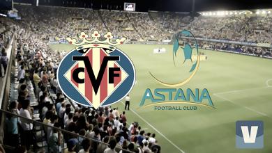 Previa Villarreal - Astaná : fácil para comenzar
