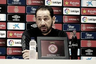 """Pablo Machín: """"La efectividad nos dará la victoria"""""""
