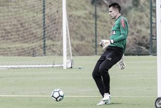 Victor agradece apoio recebido da torcida do Atlético-MG após falecimento de seu pai
