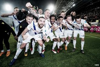 El Vitesse consiguió el cupo a la Europa League