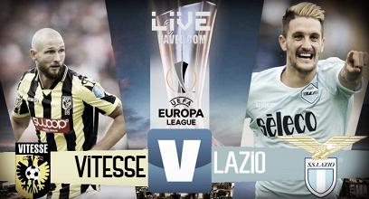 Vitesse - Lazio in diretta, LIVE Europa League 2017/18: è finita! Vittoria importantissima per la Lazio! 2-3 alGelreDome!