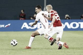 Vitolo, noveno jugador de la UD que juega con la Selección Española