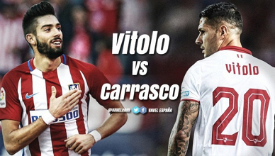 Vitolo VS Carrasco: El problema de Simeone