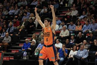El Valencia Basket certifica los Playoff