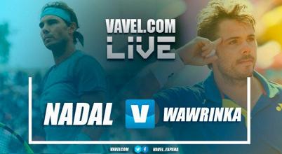 Rafael Nadal vence Wawrinka e é campeão de Roland Garros 2017 (3-0)
