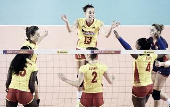 Motivos para la esperanza en el voleibol español